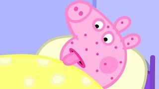 Świnka Peppa 💚 Swinka Peppa Jest Chory |  Bajki Po Polsku | Peppa po Polsku