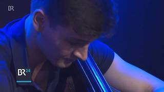 Wolfram Wagner: Vivace for double bass solo, Dominik Wagner