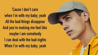 ED SHEERAN & JUSTIN BIEBER - I Don't Care (Cover by Leroy Sanchez) [Full HD] lyrics
