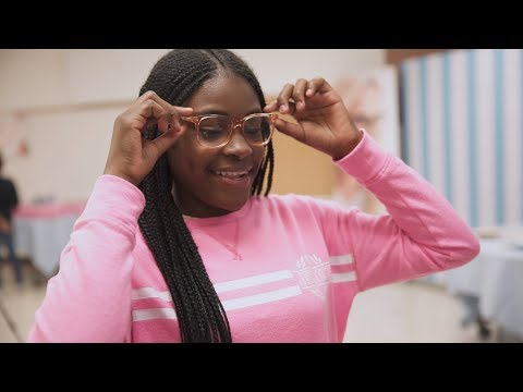 VSP Eyes Of Hope And Draper James Provide Access To Vision Care