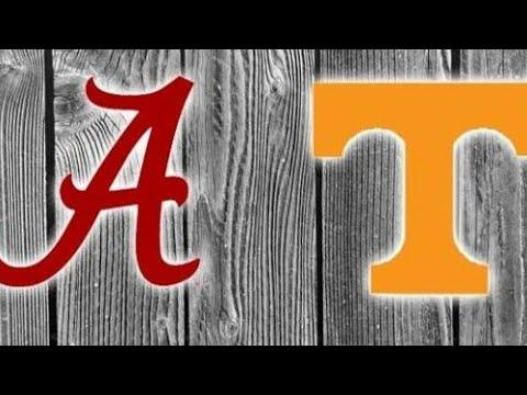 Alabama VS Tennessee   Fan vs Fan