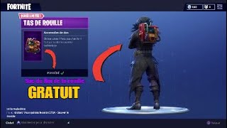 FORTNITE - NEW SAC OF ROUILLE KING - FREE
