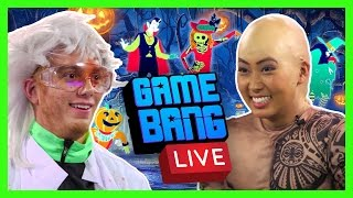 HALLOWEEN JUST DANCE 2017 - LIVE (Game Bang)