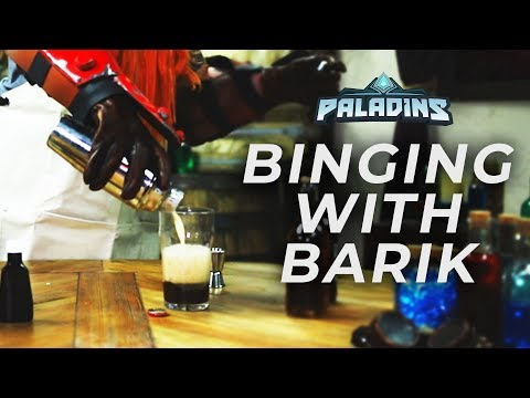 Paladins - Binging with Barik - Barik's Brew