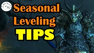 Diablo 3 Season Start TIPS - A guide to Leveling, Gear, and Paragon