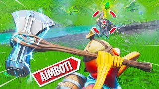 Comment AIMBOT avec le 'NEW' Thor Stormbreaker à Fortnite!