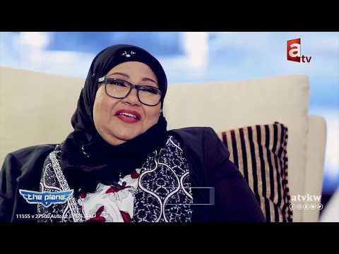 هل ستعتزل التقليد ..الفنانة انتصار الشراح في برنامج ذا بلين مع صالح الراشد