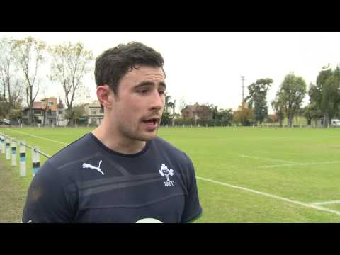 Irish Rugby TV: Felix Jones Returns At Full-Back