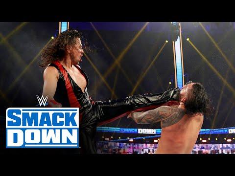 Shinsuke Nakamura vs. Jey Uso: SmackDown, Jan. 15, 2021