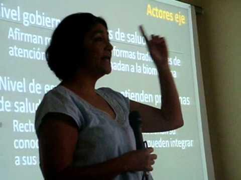 Medicina Tradicional y Enfermedades Culturales - Dra. Adriana Gómez Aiza