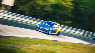 Peugeot 206 RC - Nurburgring 8:27 BTG 15 09 2019 (4min45 with GT3)