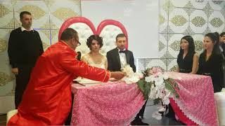 Sakallı Düğün Salonları Gemlik  Tiyatral Nikah Töreni 09.12.2017