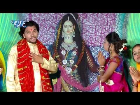 शारदा भवानी - Mujhe Darshan Do Maa | Gunjan Singh | Bhojpuri Mata Bhajan 2015