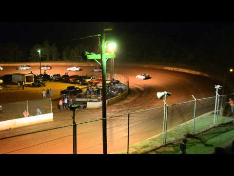 part1 4cyl race laurens speedway 6/6/15
