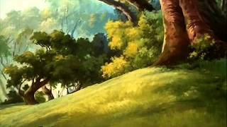 Simba Król Lew-15-Pożar w Lesie cz.1