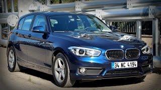 Test - BMW 116d Otomatik