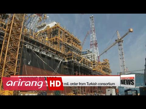 Korean shipbuilders continue winning FSRU bids, Hyundai Heavy adds another US$230 mil. order