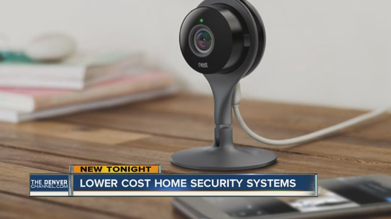 Need A Home Security System You Can Find Cheaper Dyi Options Youtube