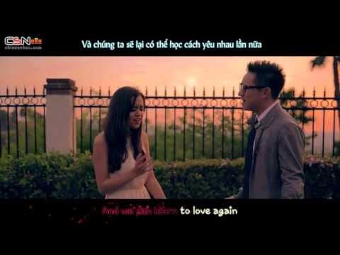 Just Give Me A Reason - Jason Chen ft. Megan Nicole [HD Kara+Vietsub]