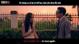 Just Give Me A Reason - Jason Chen ft. Megan Nicole [HD Kara+Vietsub]