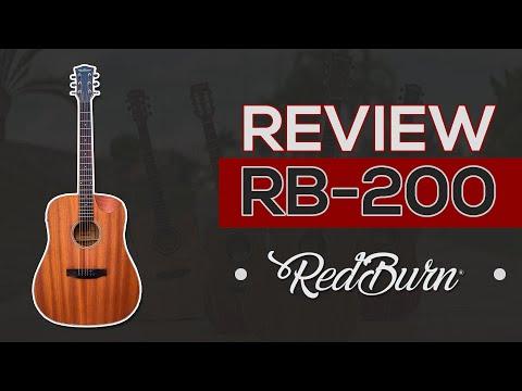 RedBurn - Review Violão RB-200
