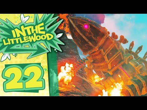The Legend Of Zelda: Breath Of The Wild - Part 22 - Divine Beast Vah Rudania