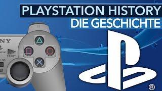 Geboren aus dem Verrat durch Nintendo - PlayStation History: Die Geschichte von Sony Games thumbnail