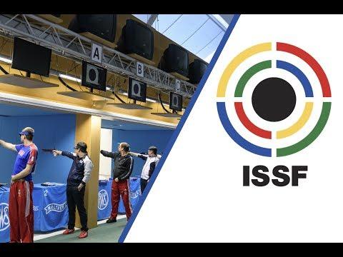 10m Air Pistol Men Final - 2017 ISSF World Cup Stage 4 in Munich (GER)
