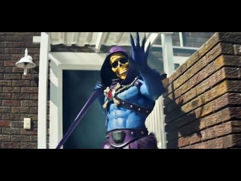 Epic Skeletor   He Man Money Super Market Commercial