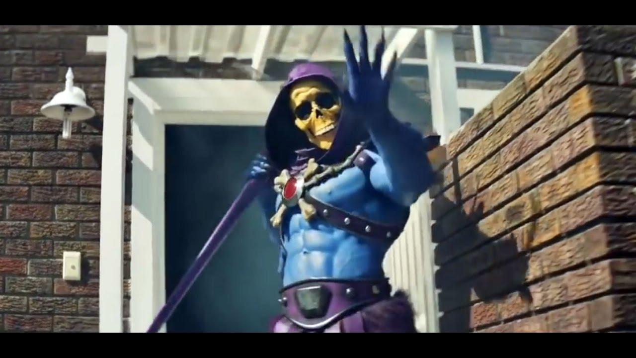 Epic Skeletor   He Man Money Super Market Commercial