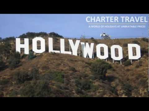 Charter Travel – Holidays to California