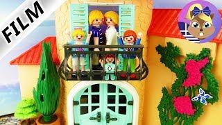 Playmobil ταινία :Η Οικογένεια Περιστέρη μετακομίζει; Το εξοχικό σπίτι!