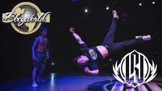 Pocket vs C-Lil // .BBoy World // SEMI-FINAL | WPS 2015