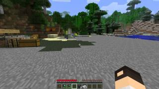 Tutorial Flan's Mod Pack für Minecraft 1.2.4 / 1.2.5 [Plane-Vehicle-WW2][HD][German]