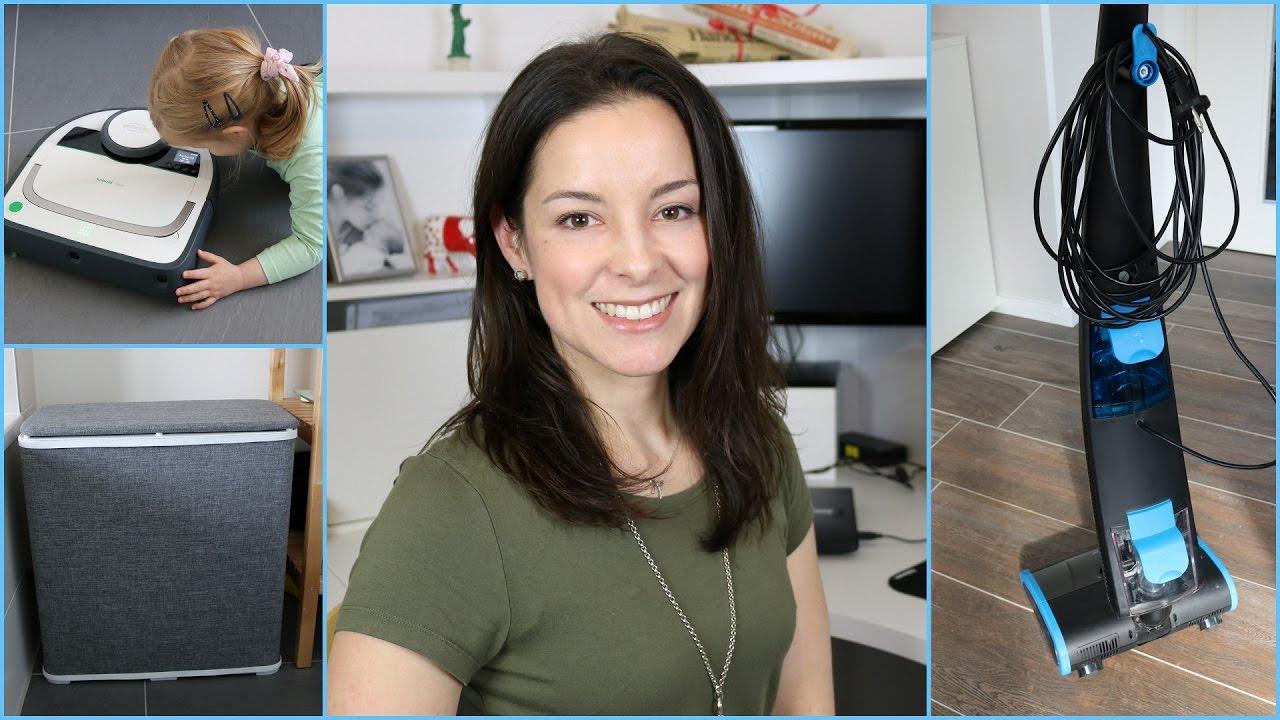 review vorwerk staubsauger roboter aquatrio saugwischer. Black Bedroom Furniture Sets. Home Design Ideas