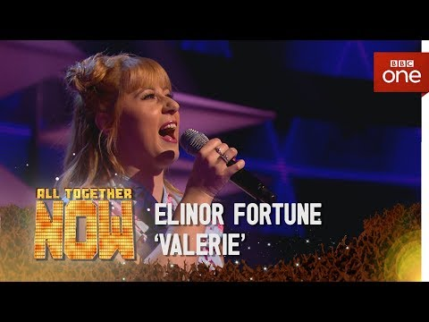 Elinor Fortune performs 'Valerie' by The Zutons/Mark Ronson feat. Amy Winehouse - All Together Now
