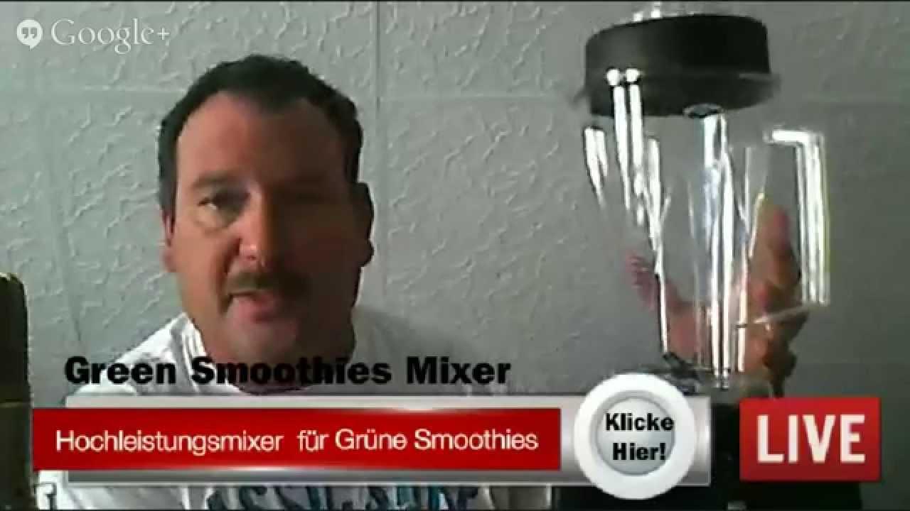 mixer f r gr ne smoothies welcher mixer ist der beste f r. Black Bedroom Furniture Sets. Home Design Ideas