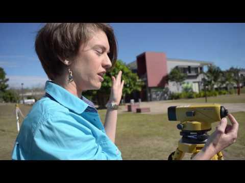 Surveying at USQ
