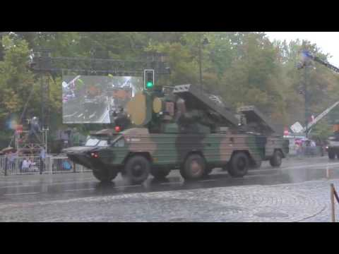 Poland MOD   Armed Forces Day Parade 2016   Military Assets Segment 1080p