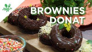 Resep Brownies Donat | Ralali.com