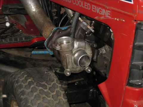 Turbo Honda Lawnmower: Part 1 - YouTube