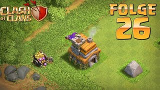 Let's Play CLASH OF CLANS ☆ Folge 26