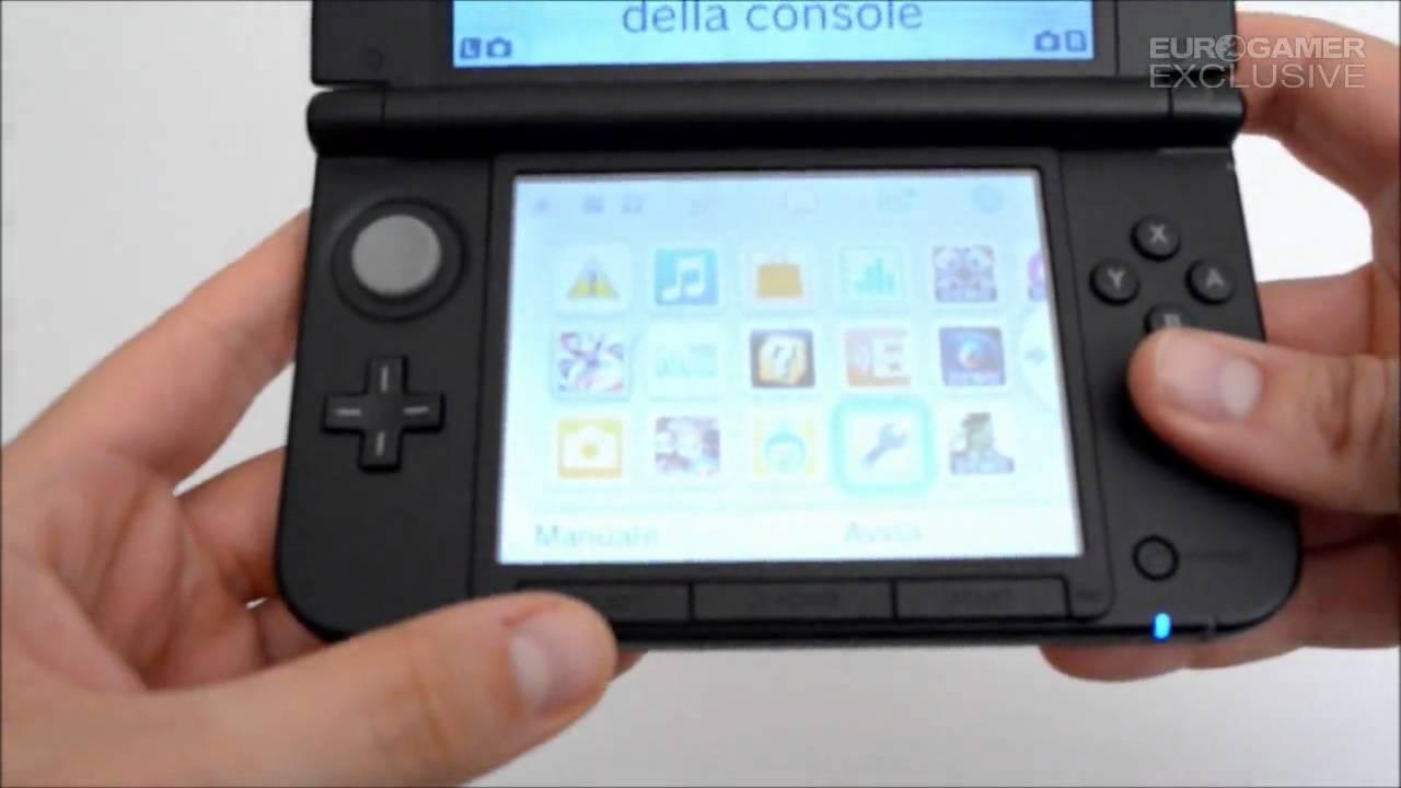 Nintendo 3D XL: la video recensione! - YouTube