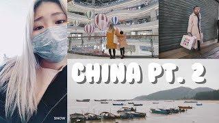 Shopping and Dumplings| Cutting My Trip Short | CHINA PART 2