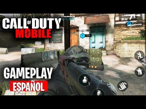 ¡MI PRIMERA PARTIDA EN COD MOBILE! GAMEPLAY en ESPAÑOL de CALL OF DUTY
