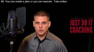 You can plan or you can take action.  I say take action