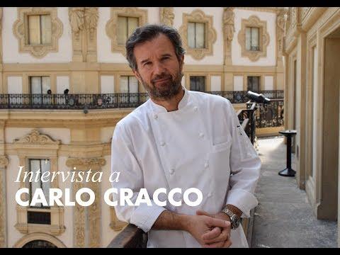 Carlo Cracco parla del nuovo ristorante 'Cracco in Galleria'