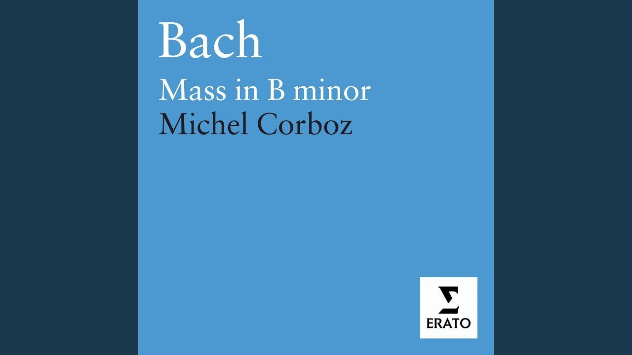 Mass in B minor BWV 232, Agnus Dei  Coro - Dona nobis pacem - YouTube fb53117ec68