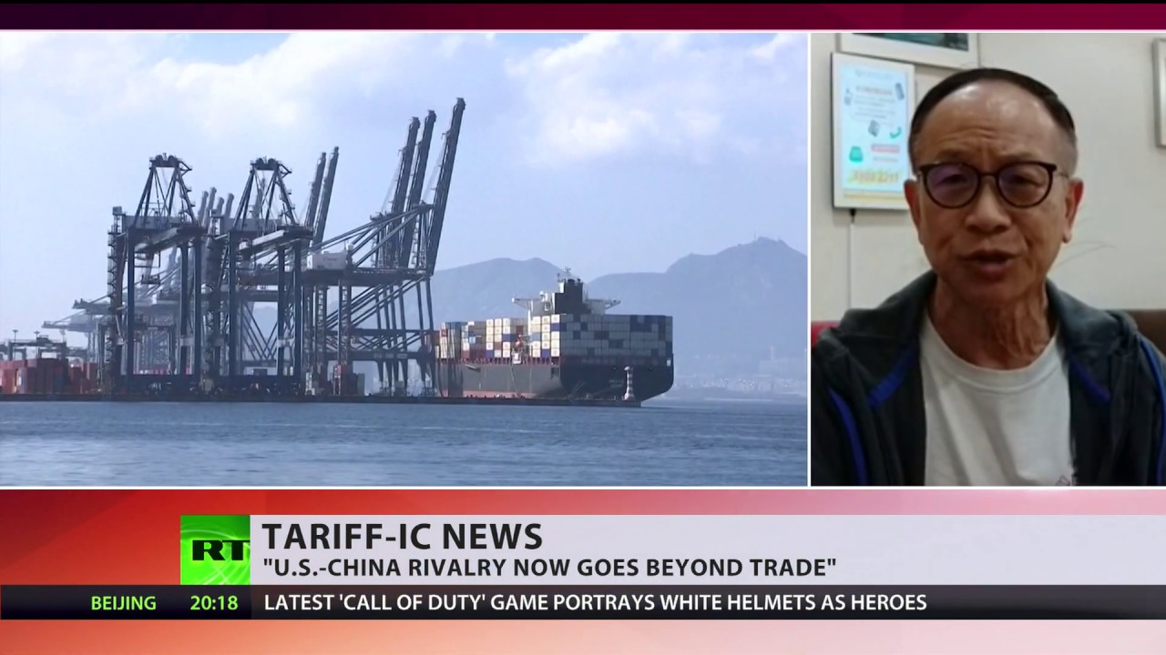 China's retaliatory tariffs on $60bn of US products kick in