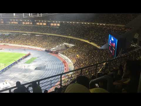 Inilah barisan kita chant by Ultras Malaya AFF Final 2018